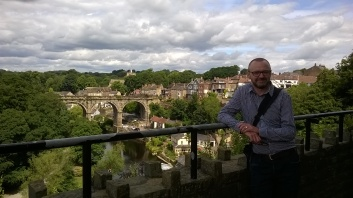 Liam in Knaresborough