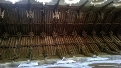 Wymondham Abbey Ceiling