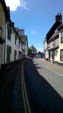 Wymondham Street