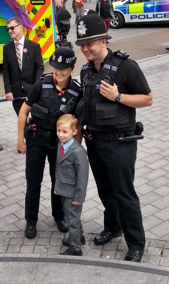 Kid and Coppers