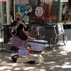 sitar-player