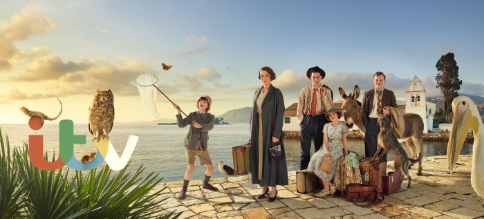 In the Footsteps of theDurrells