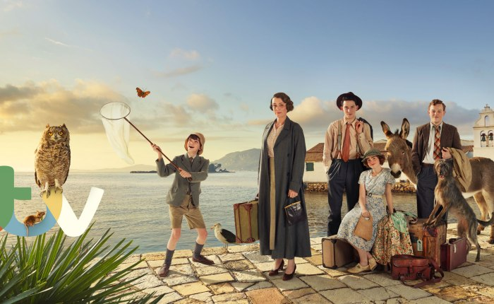 In the Footsteps of the Durrells