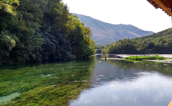 Postcards from Albania