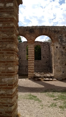 Byzantine Arches