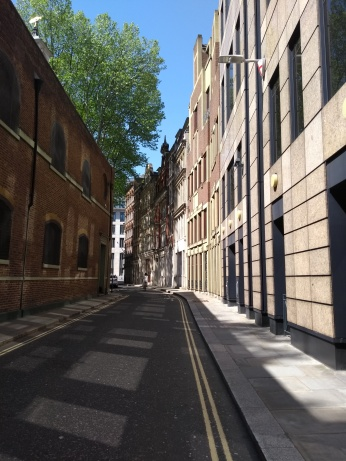 Little Britain Lane