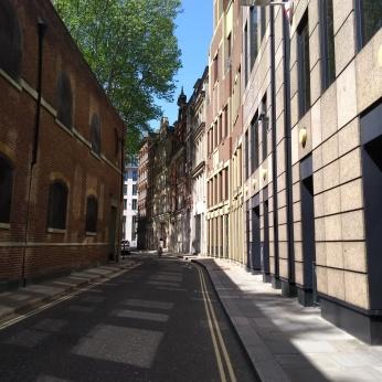 Little Britain Lane