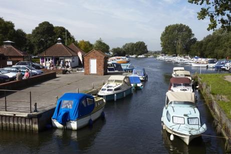 Beccles Quay