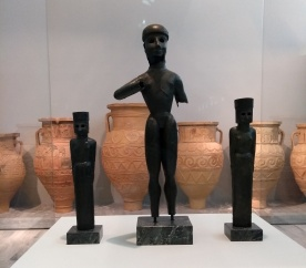 Black Figurines
