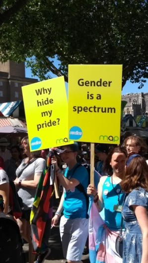 Gender is a Spectrum