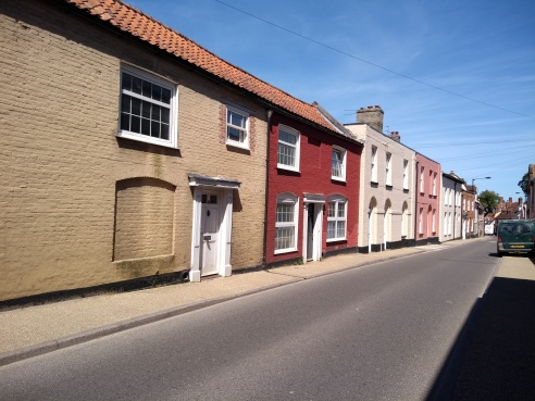 Street in Beccles
