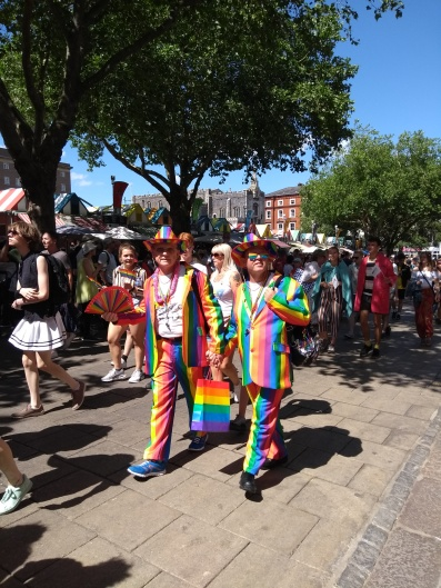 Rainbow Suits