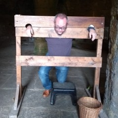 Jack in the Stocks