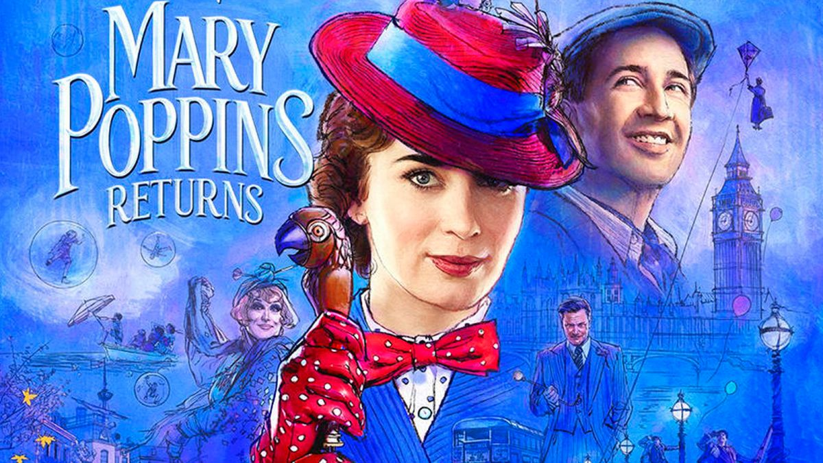 Mary Poppins Returns, Practically Perfect in Every Way