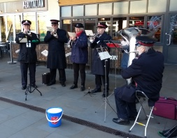 Sally Army Band