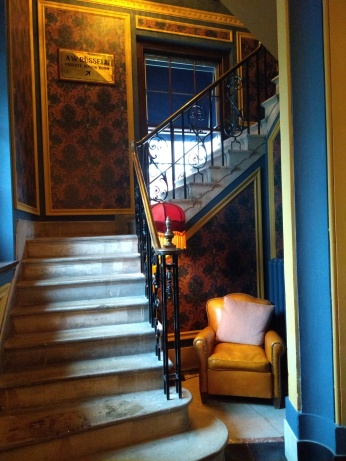 Cosy Club Staircase
